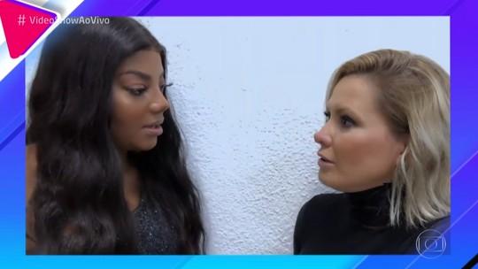 Ludmilla conta reação da mãe com fotos sensuais: 'Ela que pediu para postar'