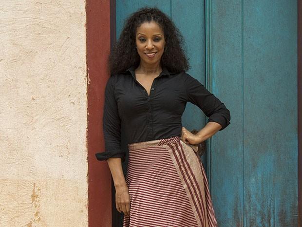 Adriana Lessa  (Foto: Estevam Avillar / Globo)