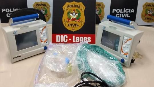 Foto: (Polícia Civil/ Divulgação)