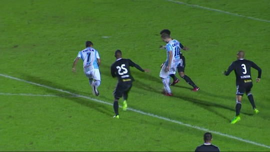 Melhores momentos de Figueirense 1 x 1 Londrina pela 9ª rodada da Série B