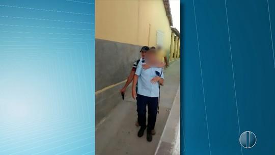 Vídeo mostra momento de rendição em assalto a Correios no RN; veja