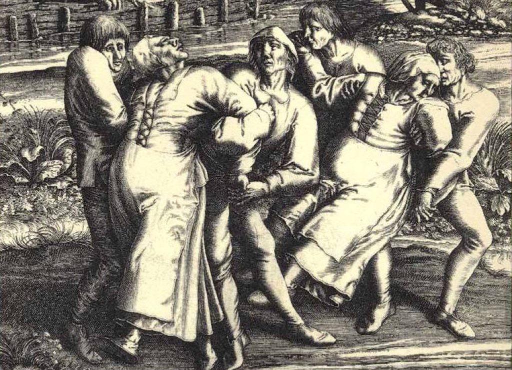 O que causou a estranha epidemia de dança de 1518 - Revista ...