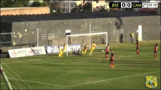 Com gol de Lúcio, Brasiliense vence Campinense-PB na Série D; veja o lance