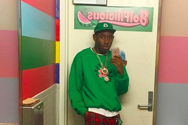 O rapper Tyler, The Creator (Foto: Instagram)