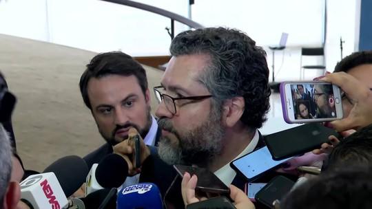 Governo diz que vai defender interesse comercial do Brasil