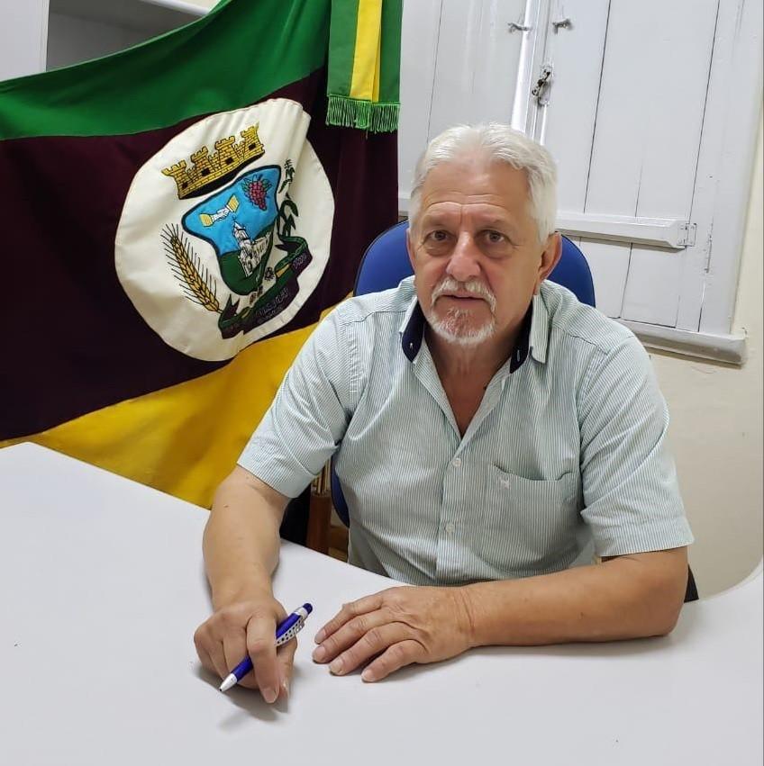 Prefeito de Coronel Pilar morre aos 70 anos