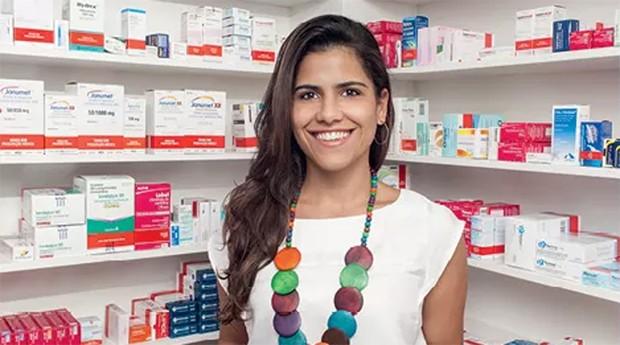 Gabriela Balazini, fundadora da Remédio Certo (Foto: Divulgação)