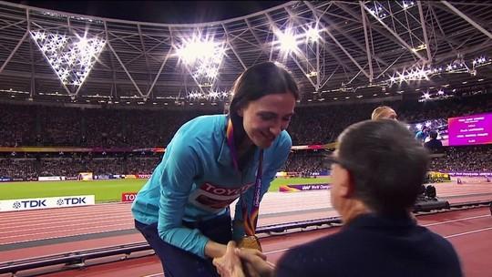 Atletismo russo tenta se reerguer após escândalos de doping