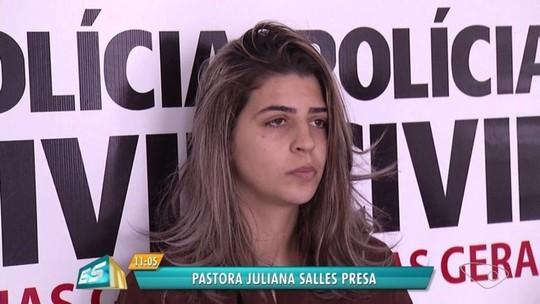 Pastora presa pela morte dos filhos ficará em presídio de Colatina
