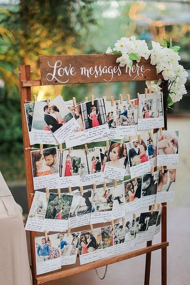 10 DIY do Pinterest que amamos para seu casamento (Foto: Reprodução/Pinterest)