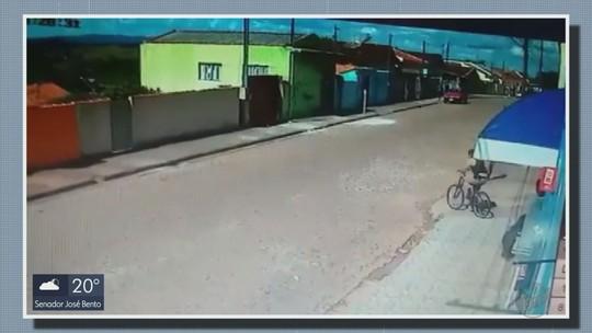 Policial militar pega bicicleta 'emprestada' e prende suspeito de tráfico de drogas em Jacutinga