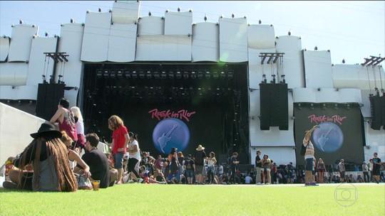 Rock in Rio começa segunda semana de shows com muito rock