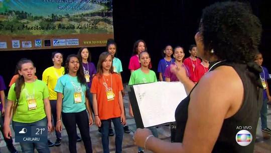 Festival reúne corais do Nordeste para apresentações musicais no Recife