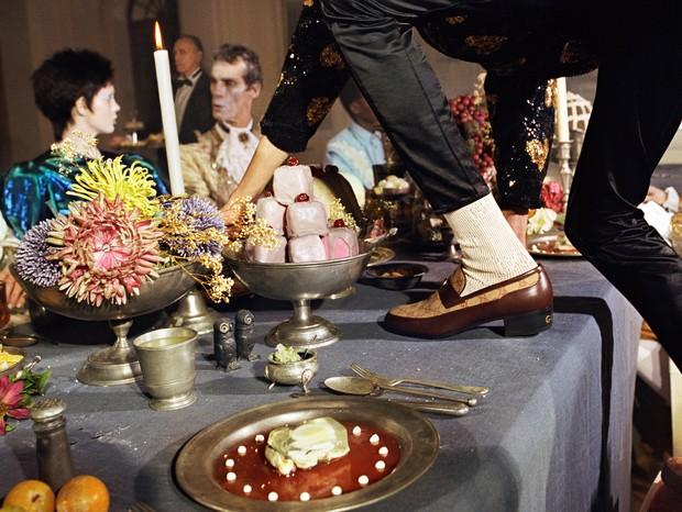 Campanha FW 18 Gucci Collectors (Foto: Divulgação)