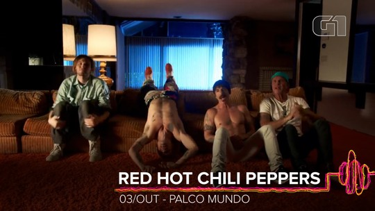 Red Hot repetido, emo repaginado, rap e disco retomam Rock in Rio nesta quinta