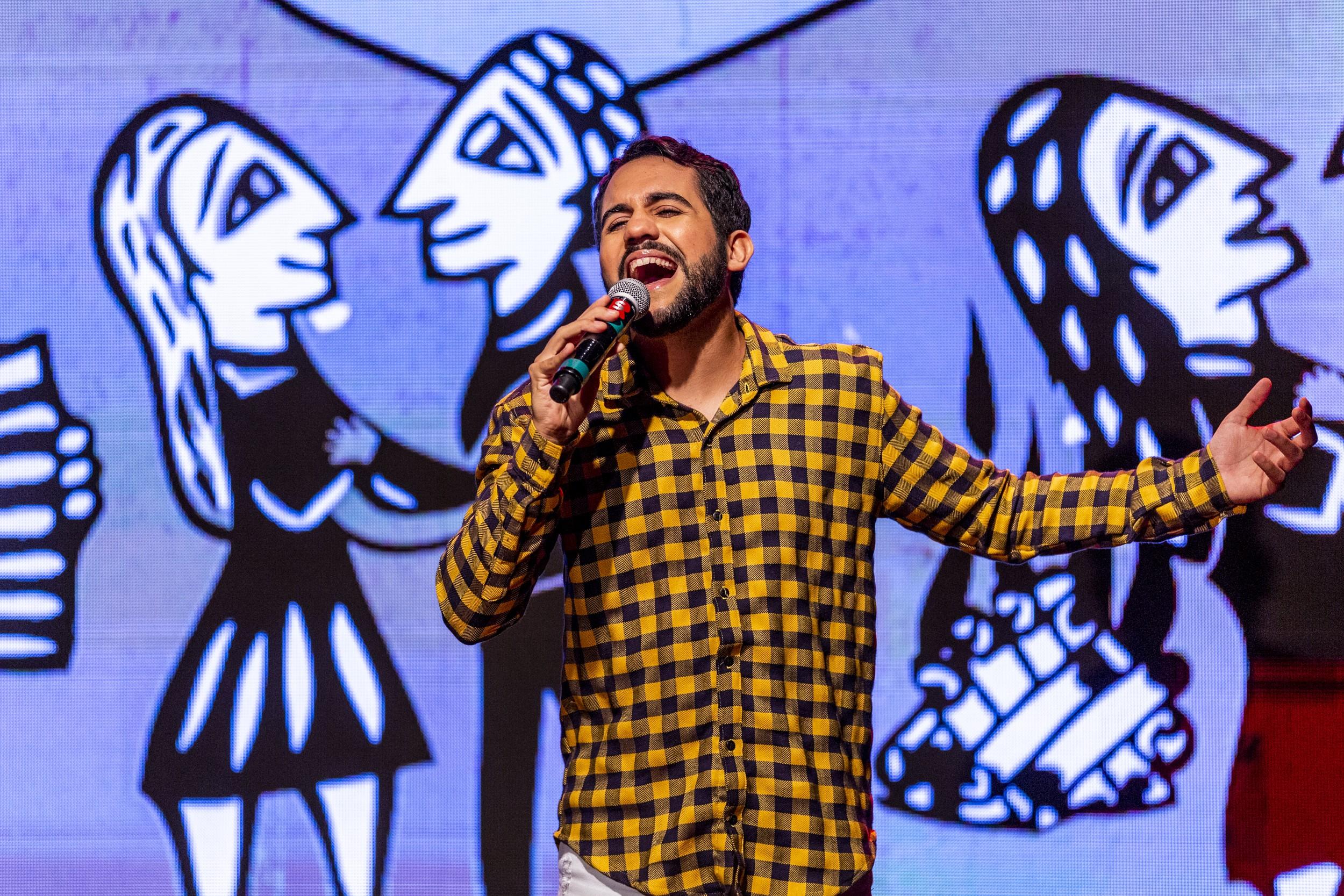 Bastidores do São João da Gente Sergipana revelam inventividade, tecnologia e poesia