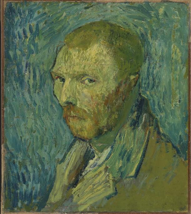 Famoso autorretrato de Van Gogh é original, confirmam especialistas (Foto: Divulgação)