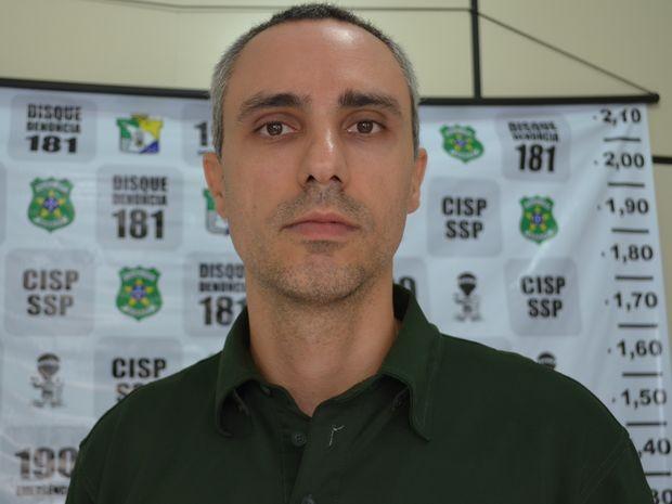 Após ter quatro de saúde estabilizado, delegado que foi baleado durante abordagem a suspeitos em Aracaju é transferido de hospital