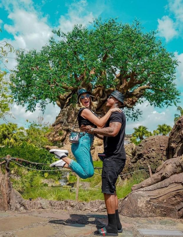 Leo Santana e Lore Improta (Foto: Instagram/Reprodução)