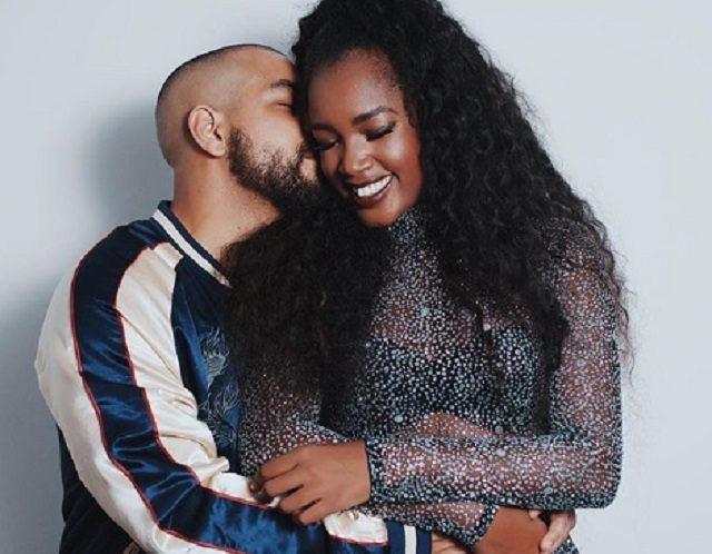 IZA e o produtor Sérgio Santos vão se casar este ano (Foto: Reprodução/ Instagram)