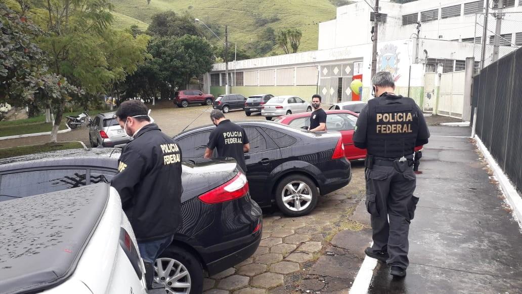 PF e CGU fazem operação contra desvio de verbas do SUS em Cruzeiro