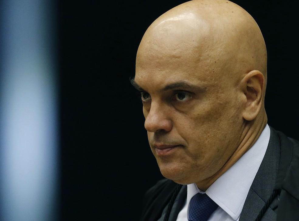 Alexandre de Moraes será o relator do pedido para anular nomeação ...