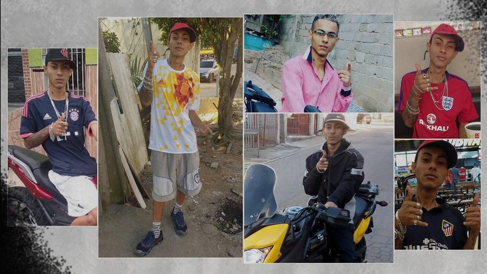 Henrique Oliveira tinha 24 anos e aproveitava a folga do trabalho com amigos quando foi morto em uma abordagem policial em Cidade Tiradentes, bairro no extremo leste de São Paulo — Foto: Arquivo pessoal / Família de Henrique Oliveira