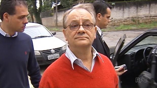 Ex-diretor da Assembleia Legislativa do Paraná é preso por suposta extração ilegal de madeira