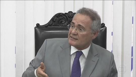 STF absolve Renan Calheiros em ação do caso Mônica Veloso