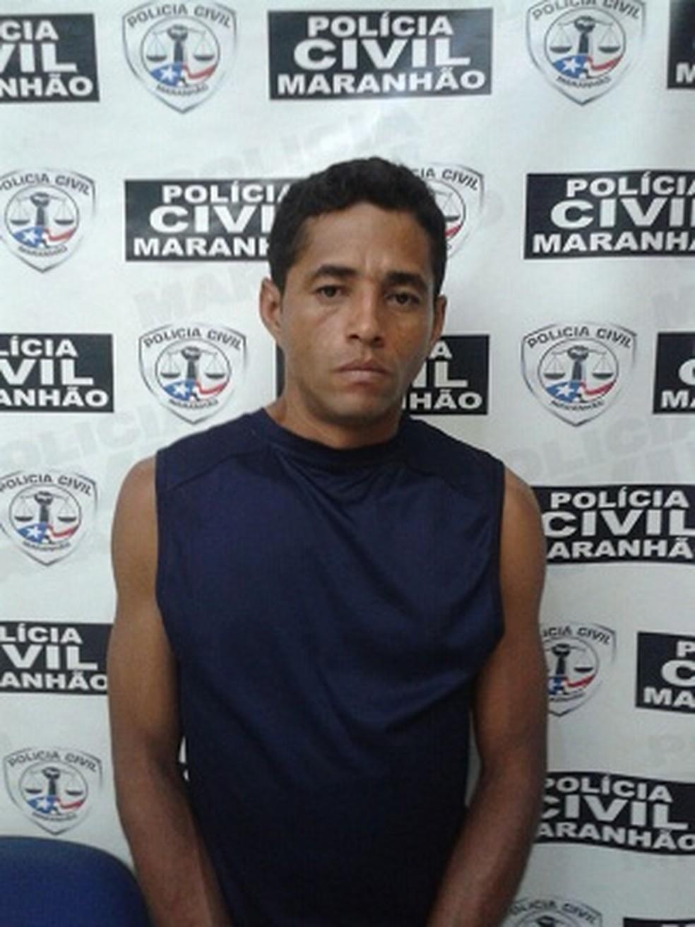 Wikson Trindade Correia cumpria pena por roubo na Penitenciária Regional São Luís (Foto: Divulgação/SSP)