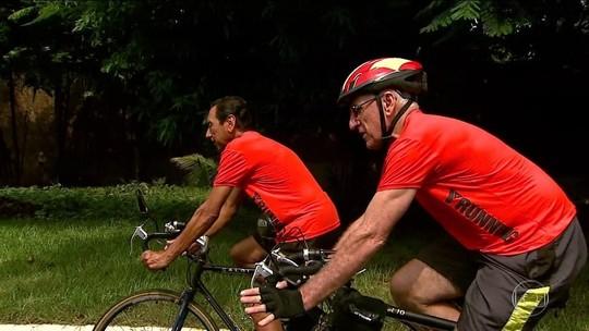 Pesquisa revela que pedalar ajuda a envelhecer com saúde
