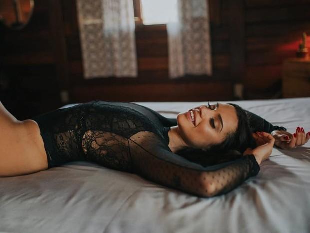 Paula Amorim (Foto: Reprodução/Instagram)