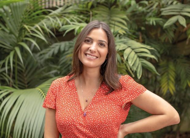Carol Fiorentino  (Foto: Rubens Kato/ Divulgação)