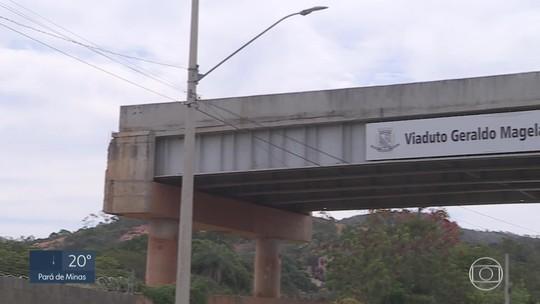 Obra inacabada: Moradores de Santa Luzia reclamam de demora na conclusão de viaduto