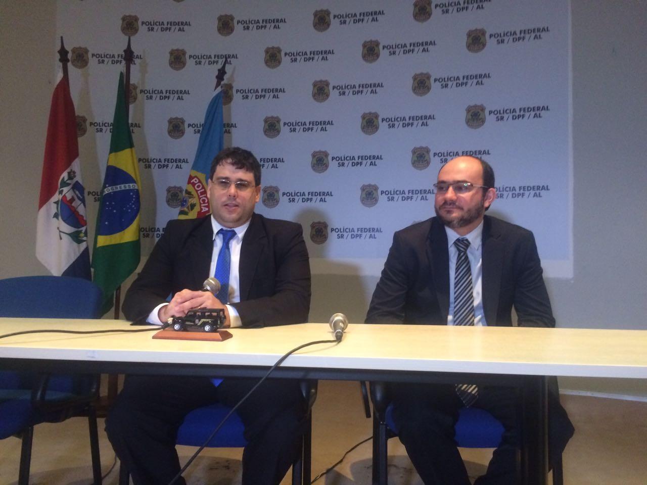 Bandas de PE e CE estão envolvidas em desvio de recursos públicos do município alagoano de Olivença, diz PF