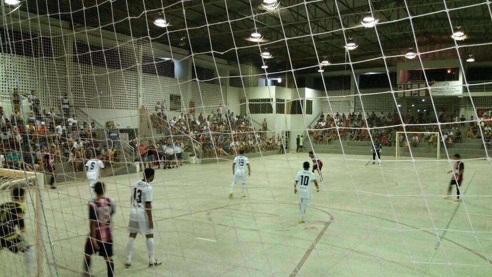 Itapc e Porto duelaram neste último sábado (2), em Araguaína (Foto: Divulgação/FTFS)