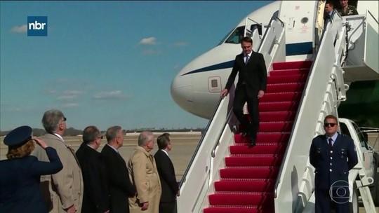 Bolsonaro inclui visita à CIA em agenda de hoje em Washington