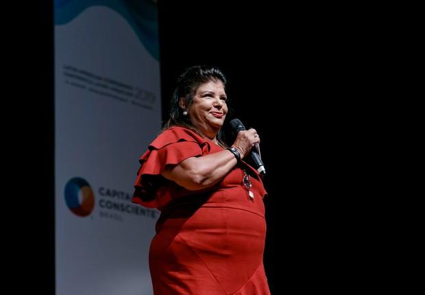 Luiza Trajano, presidente do conselho de administração do Magazine Luiza (Foto: Divulgação/Yasmin Dib)