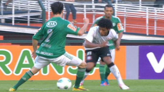 Capitão em Dérbi e surpresa na Copa: Felipão e Henrique se reencontram em Palmeiras x Corinthians
