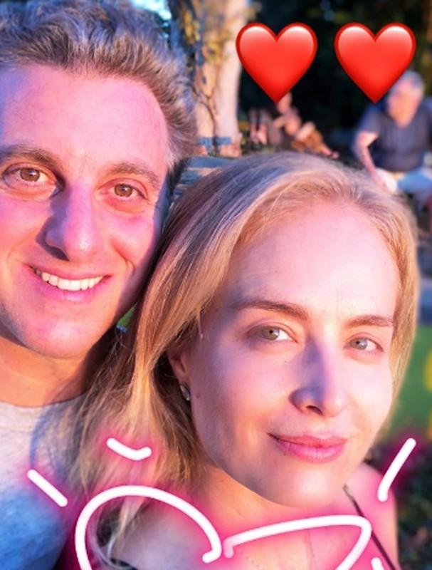 Angélica e Luciano Huck em Foz do Iguaçu (Foto: Instagram/Reprodução)