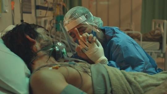 Desfecho de Evandro e atuação de Roberta Rodrigues marcam último episódio de 'Sob Pressão - Plantão Covid'