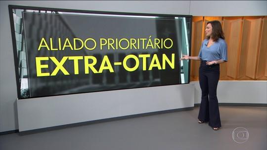 Entenda o que muda para o Brasil como aliado prioritário extra-OTAN