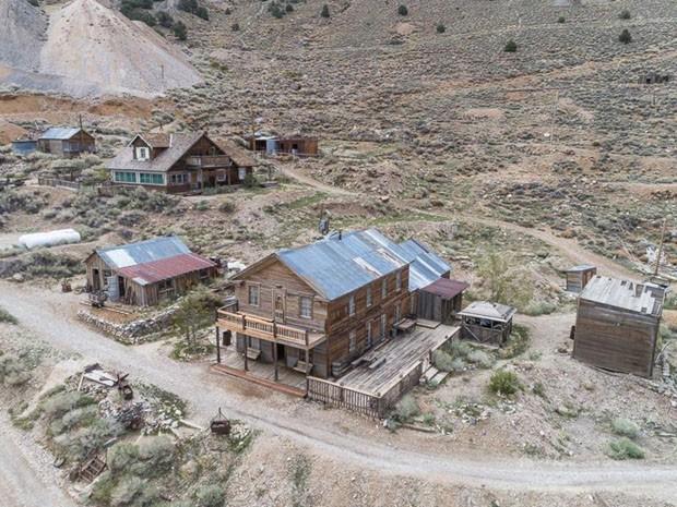 Cerro Gordo, Westworld da vida real (Foto: Divulgação)
