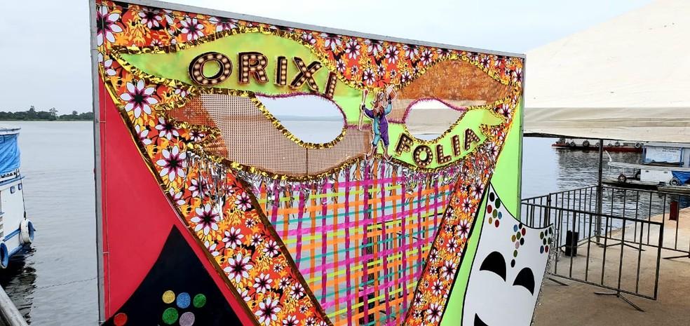 Em Oriximiná, festa de carnaval durará quatro dias em 2020 — Foto: Ascom Prefeitura de Oriximiná/Divulgação