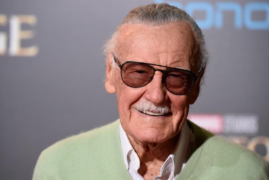 Marvel: carrões dos filmes da empresa de Stan Lee (Foto: Frazer Harrison/Getty Images)
