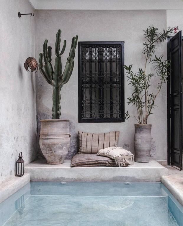Roteiro de viagem: onde se hospedar em Marrakech - la maison marrakech (Foto: Reprodução)