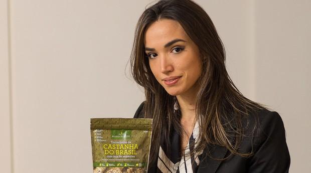 Bianca Simões: empreendedora enxergou uma tendência de mercado (Foto: Divulgação)