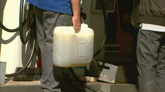 Franca tem filas por combustível, mas postos mantêm preços: 'seria desonesto com o cliente'