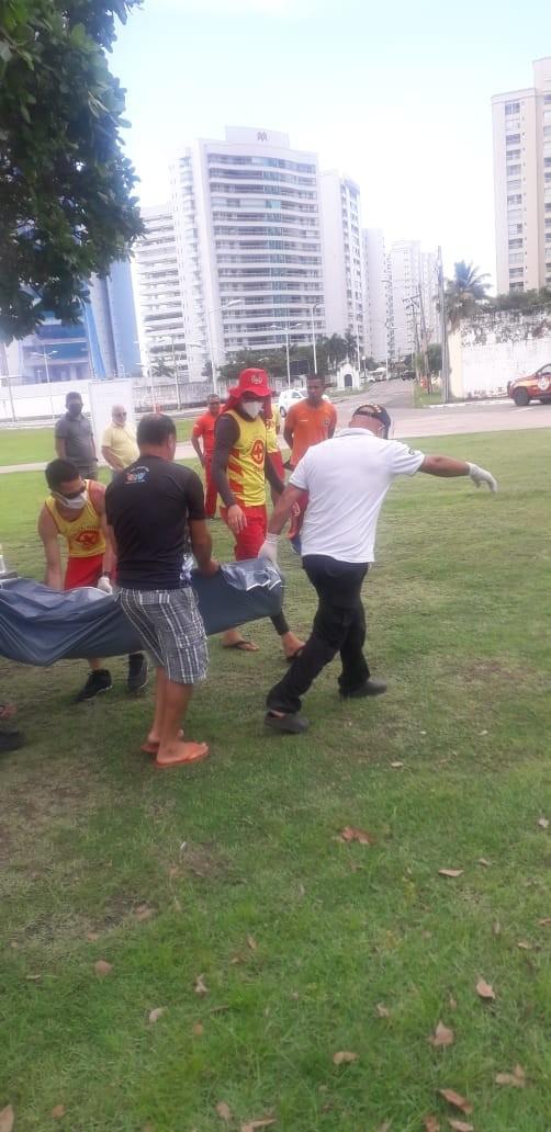 Homem morre afogado na orla de São Luís