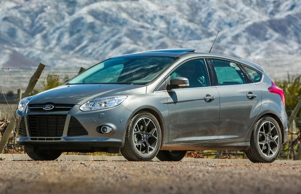 Usado Do Dia Ford Focus 2014 Auto Esporte Not 237 Cias